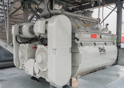 BHS-machine